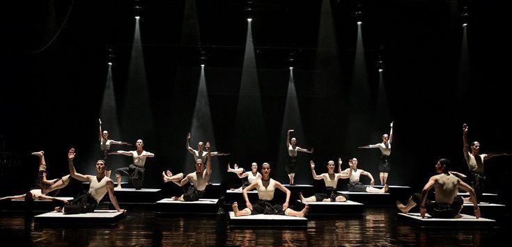 Photo gallery of Czech National Ballet's triple bill: Rain, Vertigo and Cacti - Czech National Ballet in Cacti
