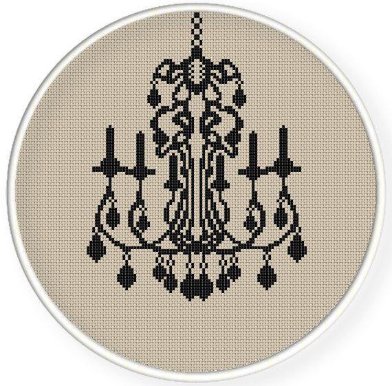 Instant DownloadCross stitch pattern Crossstitch por danceneedle