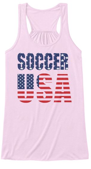 Smart Soccer T Shirt Soft Pink T-Shirt Front