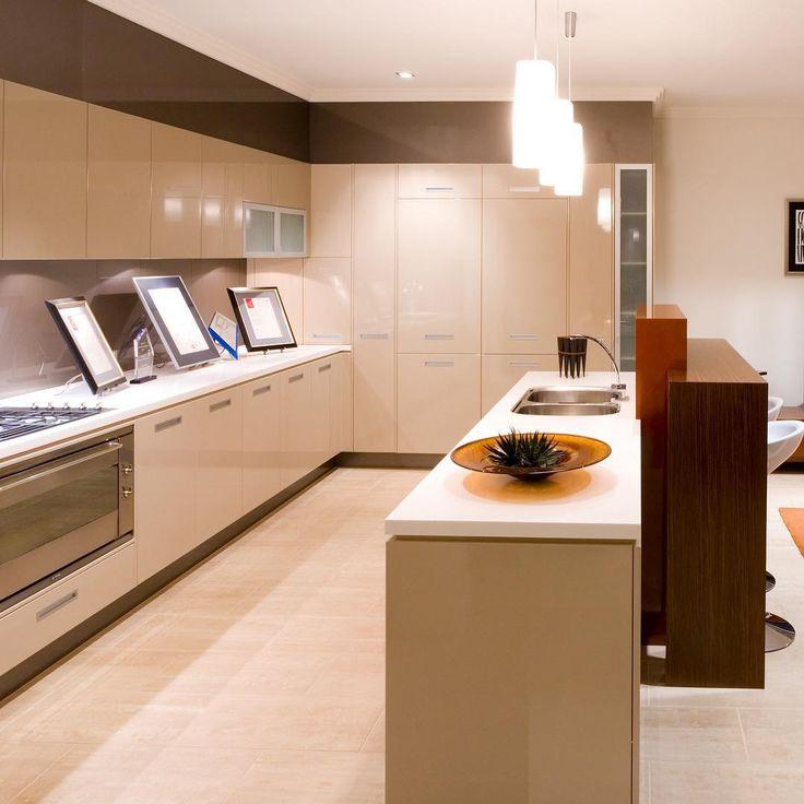 "The ""Soudai"" Kitchen - Custom build by Serenity Homes #custombuild #buildingdreams #kitchen #interior #interiordesign #white #modern #neturals"