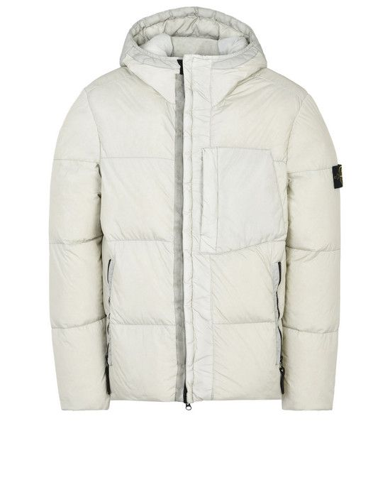 Mid Length Jacket Stone Island Men Official Store - SPRING SUMMER_'017 Men. Worldwide delivery.