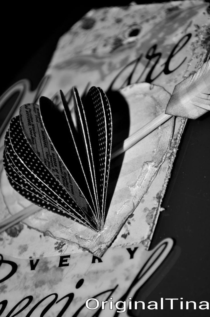 Valentynska visacka – Valentine's tag
