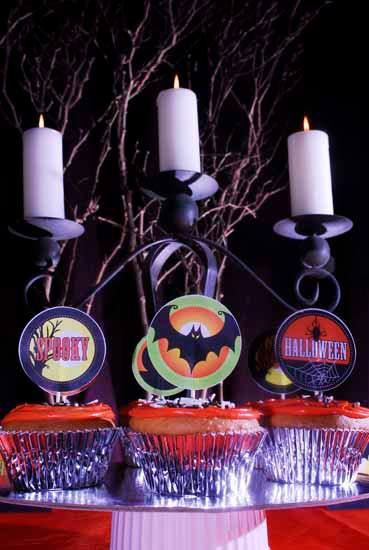 Party - halloween party printable collection