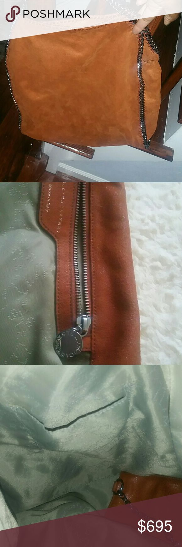 Authentic Falabella Big Tote Stella McCartney bag, mint condition outside and inside. Stella McCartney  Bags