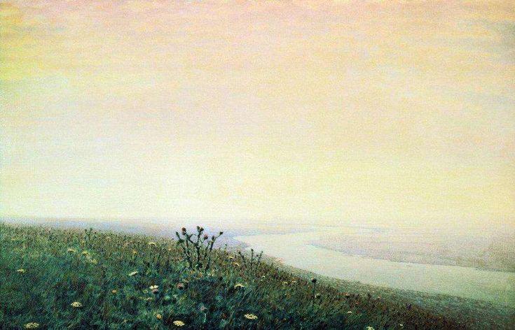 Днепр утром. 1881 - Куинджи Архип Иванович