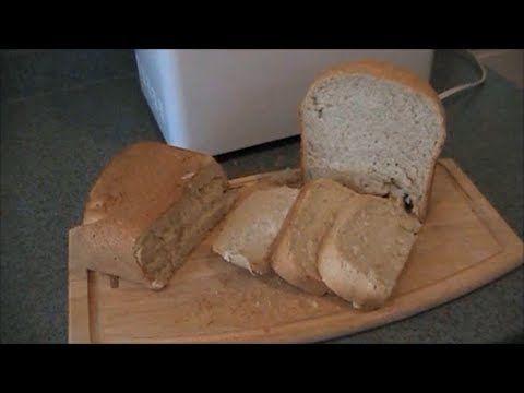 ▶ Basic White Bread Using Your Bread Machine - YouTube