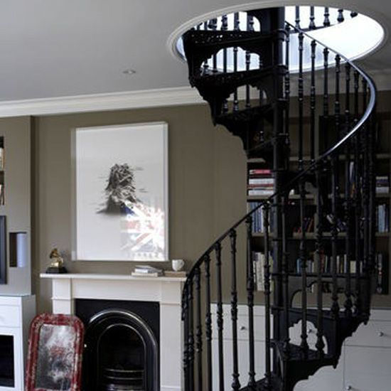 Staircase For The Bedroom For The Home Pinterest Home Spiral Staircases And I Want