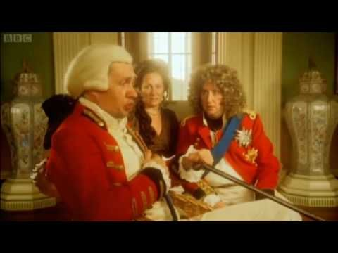 "Horrible Histories - King George IV Solo Career - Love this clip and its parody of ""Prinny"", as George IV was called while the Prince of Wales and then the Prince Regent."