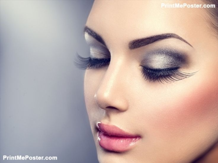 104 best images about salon posters on pinterest girl for Model salon