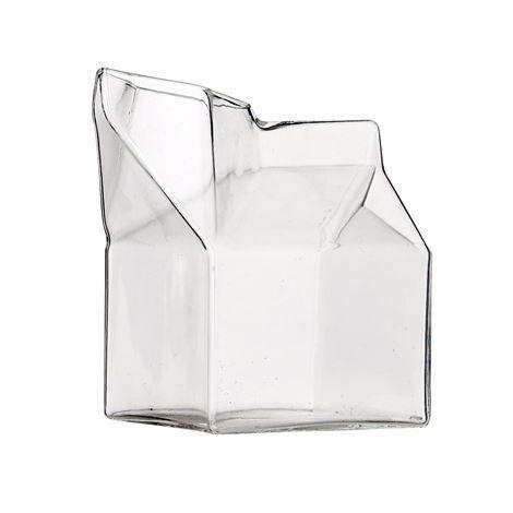 Bloomingville Glas-Milchkanne - glas - Bloomingville