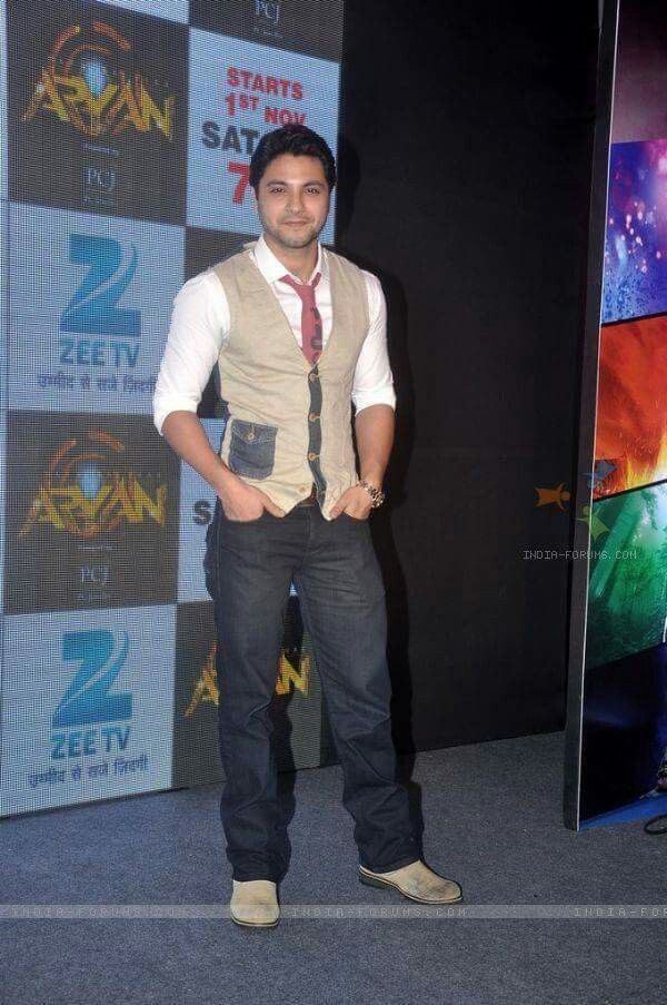 Mishal Raheja indian Actor