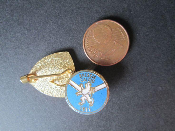 a14 BRESCIA FC club spilla football calcio soccer pins fussball italia italy