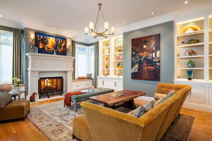 Spanish style home decor interior