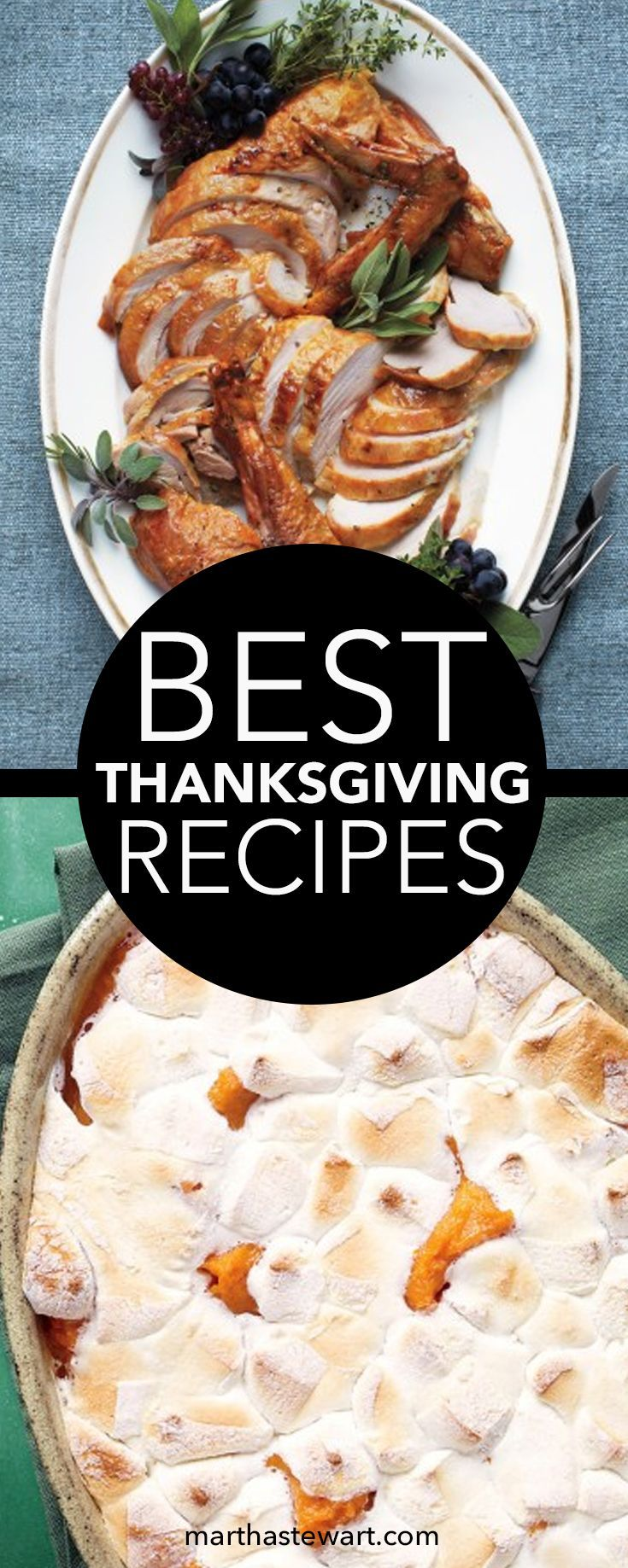 Part of the comfort of Thanksgiving is the routine: Every year, there's turkey and all the fixings. Reliable doesn't have to mean boring -- make the best of your traditional spread. Here are the absolute best recipes for all the Thanksgiving standbys.