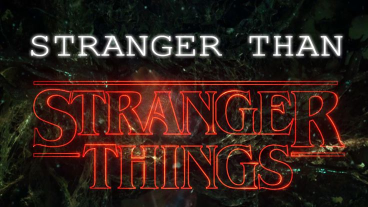 Stranger than STRANGER THINGS - Review of Realities in Netflix Series (2...