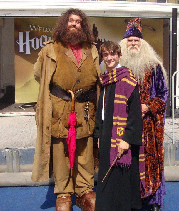 Harry Potter shows at Huddersfield Market