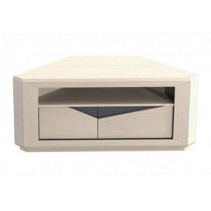 Affordable meuble d angle design tv with meuble d angle la for Meuble edgar
