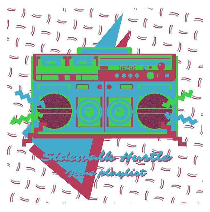 Sidewalk Hustle June 2014 Mixtape