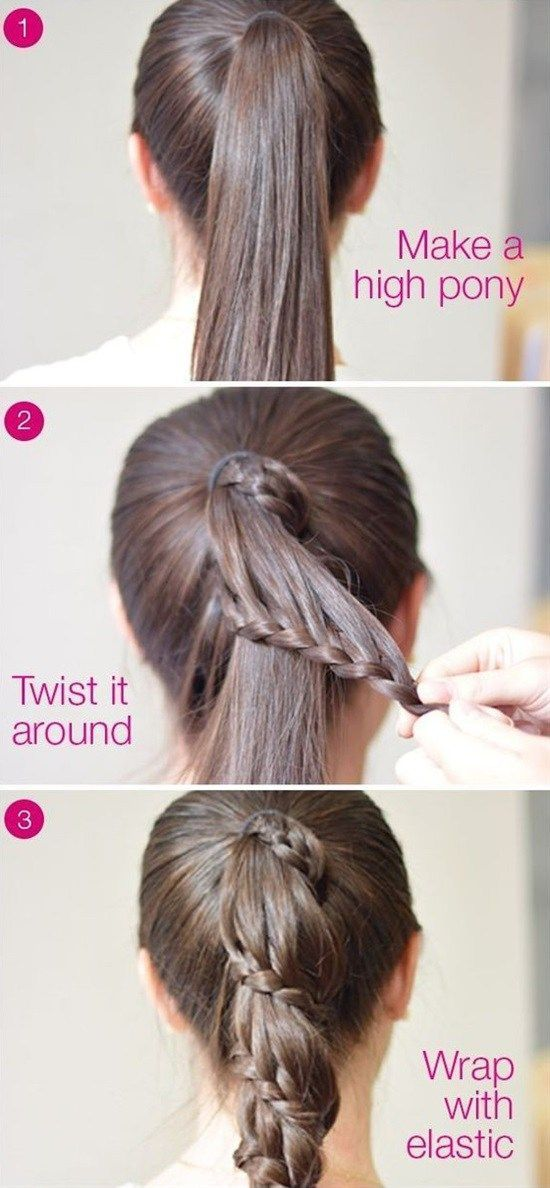 15 Ways To Make Braids Interesting Again Pricheski V 2019 G