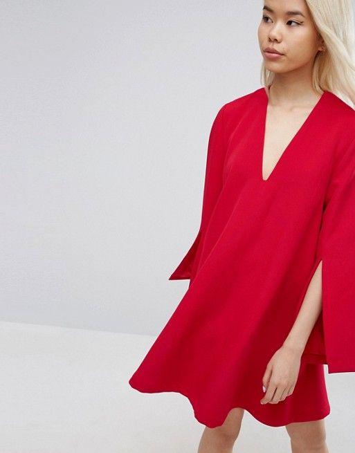 Color blocking dress 2018 electoral votes