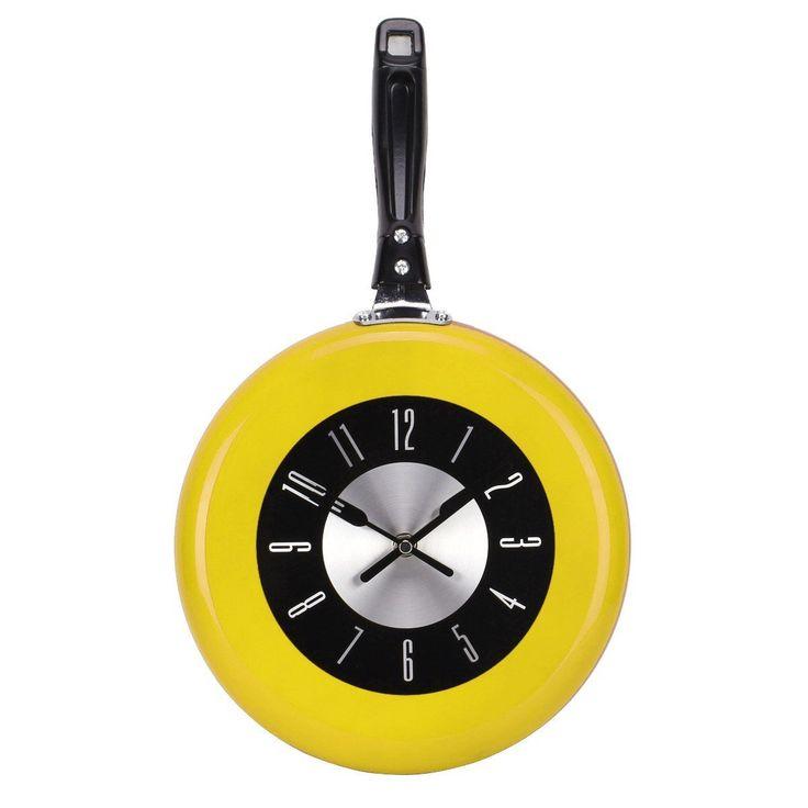 Kitchen Wall Clock Decor Ideas 370 best home decor clocks images on pinterest | clocks, home