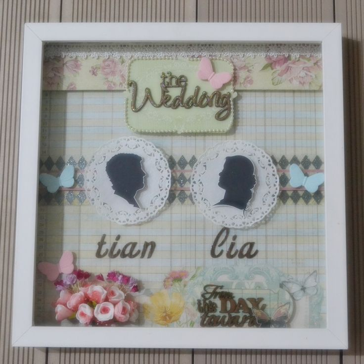 happy wedding day Tian and Lia. happy ever after :D