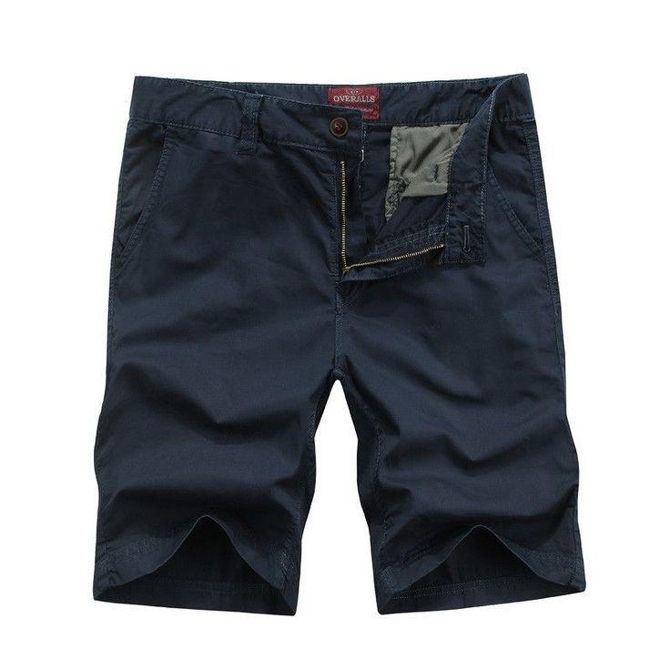 Men Short Pants Men's Cargo Shorts Fashion Military Short Trousers Mens Loose Casual Short Bermuda for Man 3261