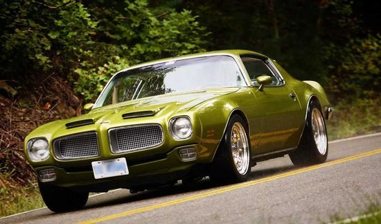 1975 Formula Firebird King Of Muscle Car My Forza Garage Pontiac Firebird Cars Firebird