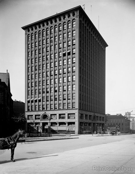 Prudential Building, Buffalo, N.Y.