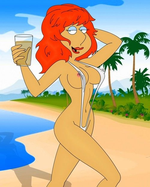 It's lois griffin naked love