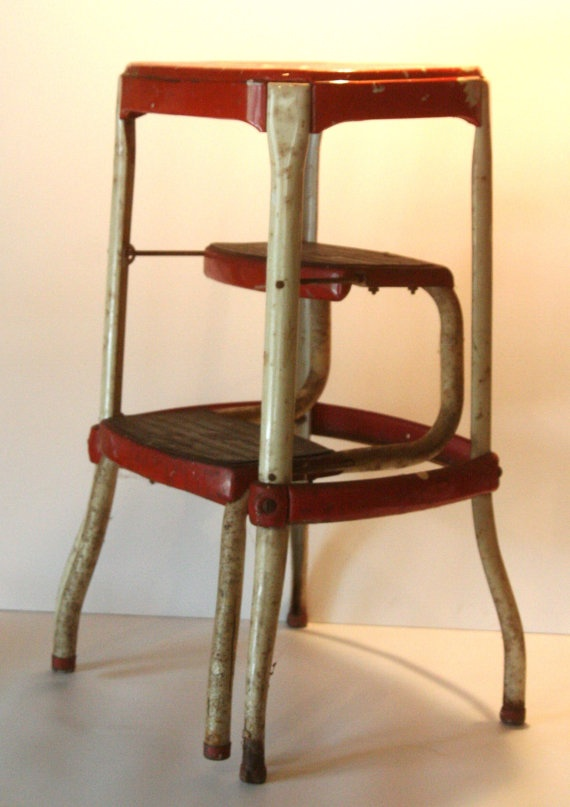 1000 Images About Cosco Step Stool On Pinterest Vintage