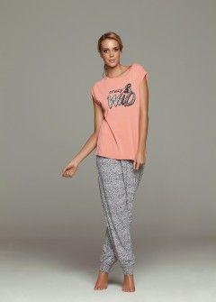 Piżama Frisco 32039 -32X 32042 -32X