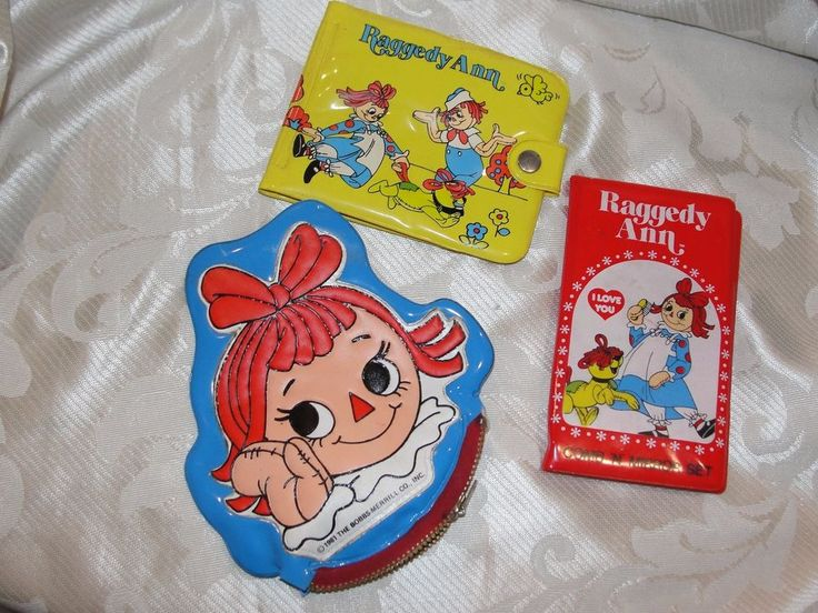 428 Best Images About Raggedy Ann And Andy On Pinterest