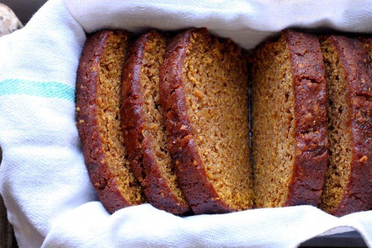 Butternut Squash Bread | TheCornerKitchenBlog.com #baking #fall