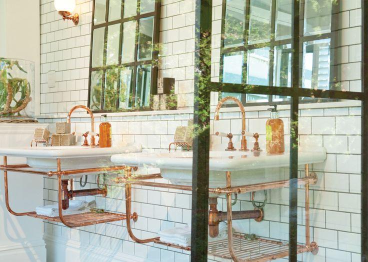 The veranda at the Wynberg showroom.
