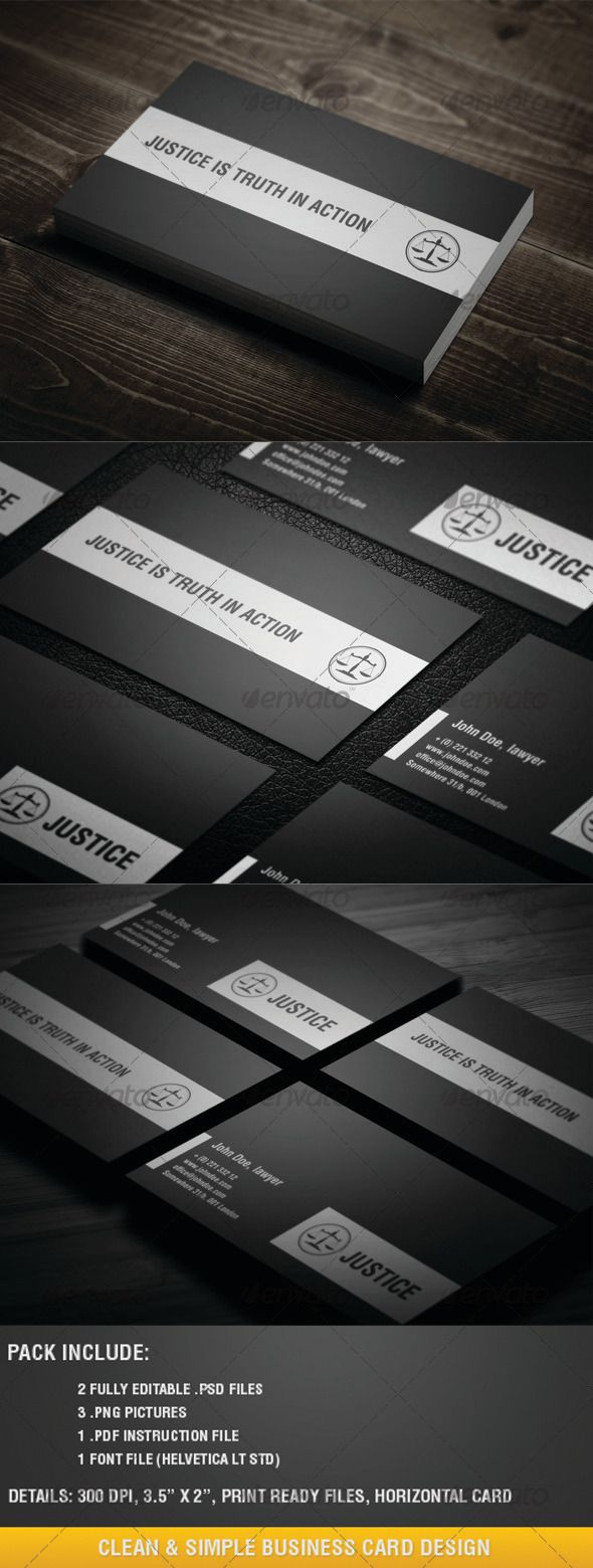 38 Best Lawyer Business Cards Images On Pinterest Carte De Visite