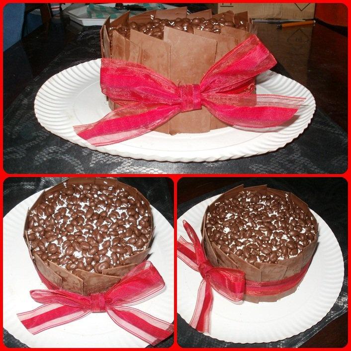 Chocolate cake - Csokitorta
