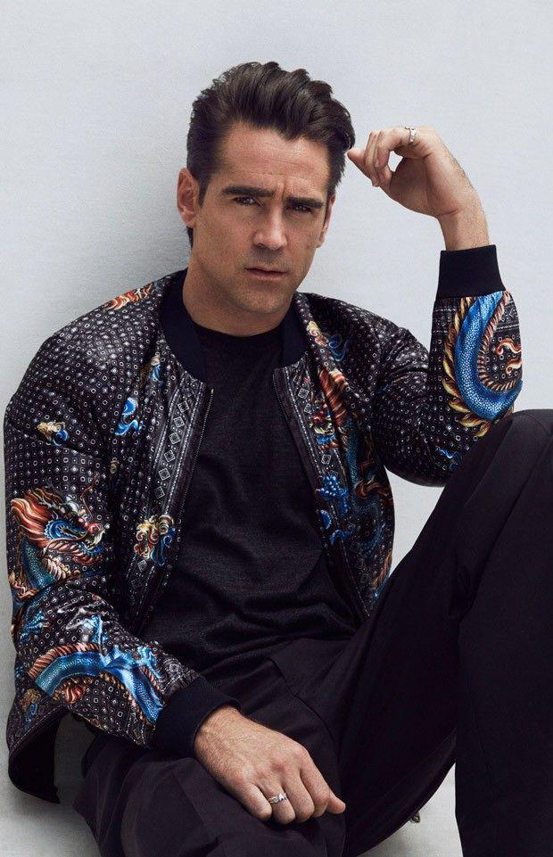 Колин Фаррелл в Vogue Hombre (Интернет-журнал ETODAY)