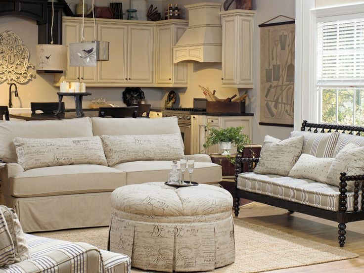 paula deen furniture couch slip room