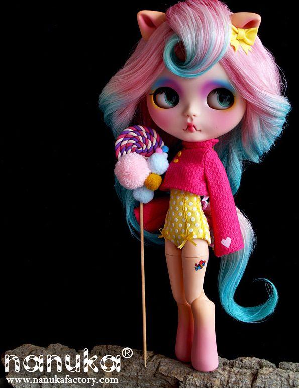 i wish this blythe was mine #Nanuka
