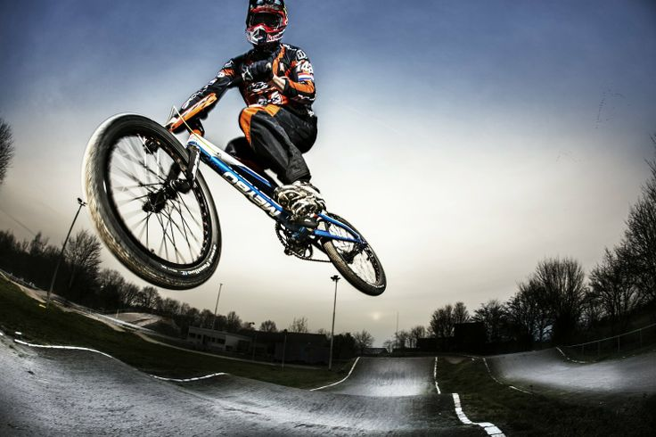 Dutch BMX rider Twan Van Gendt is one of the newest members of the Red Bull team of athletes, after getting himself noticed during Red Bull R.Evolution in 2012. He'll be wearing the Red Bull helmet from now on.
