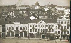Panoramy Białegostoku, Białystok - 1910 rok, stare zdjęcia