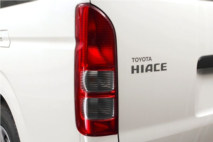 Toyota Auto2000 Hiace Rear Lamp Exterior Type Commuter