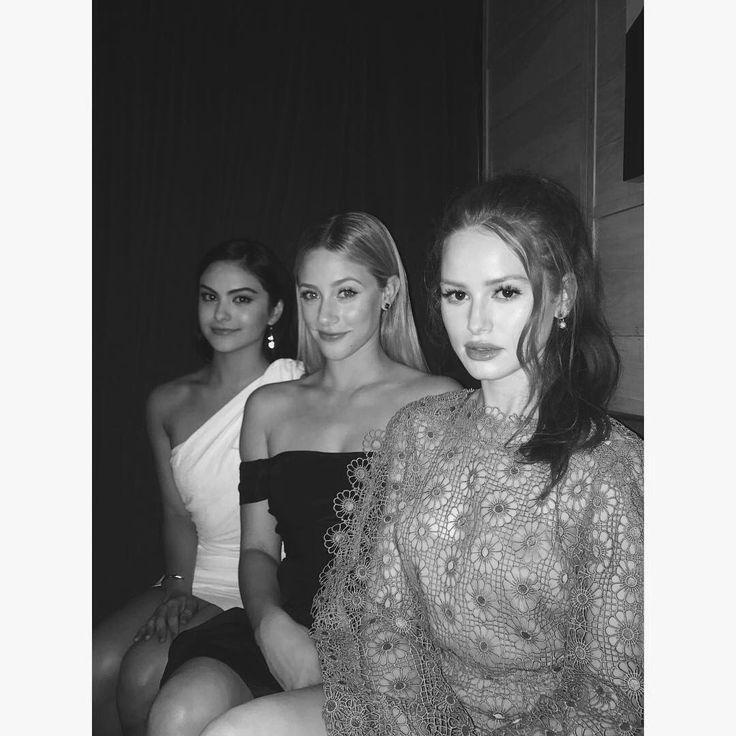 Veronica, Betty and Cheryl
