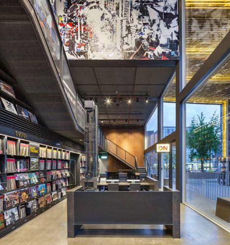 Hyundai Card Music Library by Choi Moon-kyu