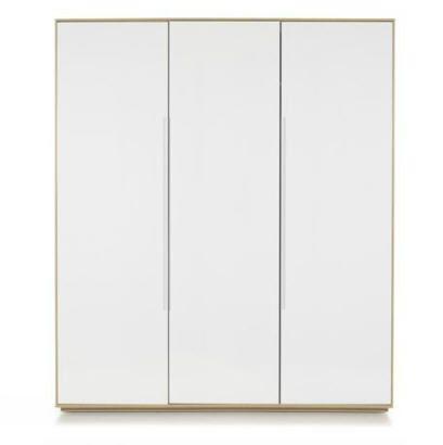 Grande armoire 3 portes battantes Omnia prix promo Alinea 405.00 € TTC au lieu de 500.00 €