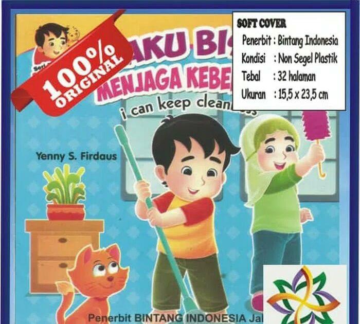 Wow 23 Gambar Poster Tentang Kebersihan- Jual Buku Anak ...