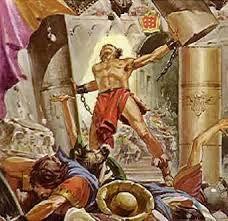 CONTOS E FÁBULAS DO ROMEO : A HISTÓRIA DE SANSÃO E DALILA - Por Nicéas Romeo Zanchett