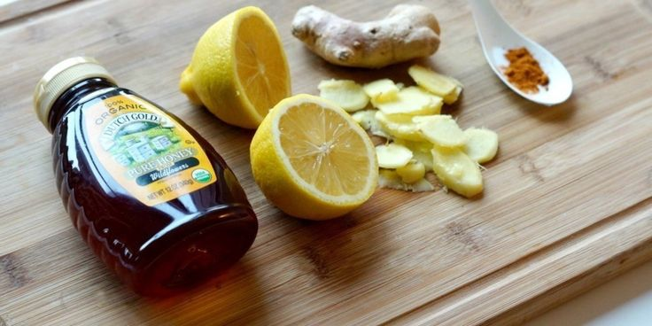 We swear by this recipe VIA Honeysuckle, especially this time of year!                      Here's what you need to make it:2 lemons1 orange2-inch piece of ginger1 tbsp of turmeric1 cup raw honeyIDEALLY, a mason jar. But any container will do lolGet full written instructions VIA HoneysuckleWatch mor...