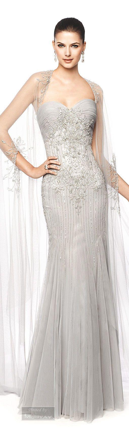 Abiti da sposa per il 2015 - Wedding Dress #Bride #Bridal #Inspiration
